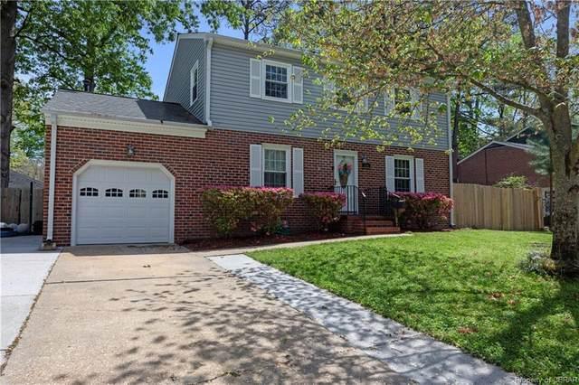934 Lacon Drive, Newport News, VA 23608 (MLS #2117396) :: Village Concepts Realty Group