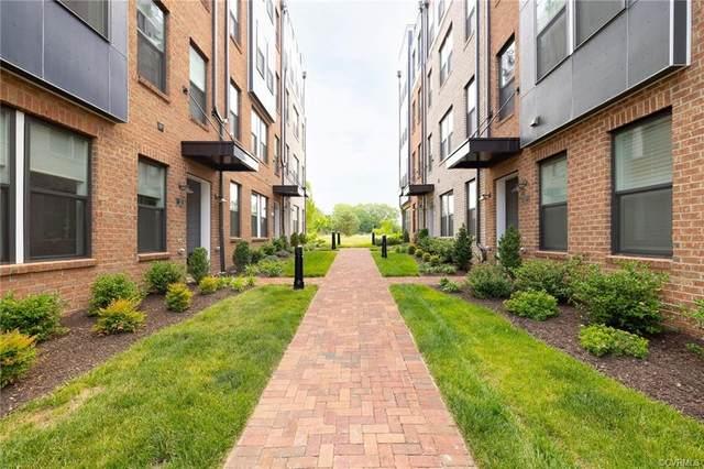 3 Flatwater Row B, Richmond, VA 23231 (MLS #2117415) :: EXIT First Realty