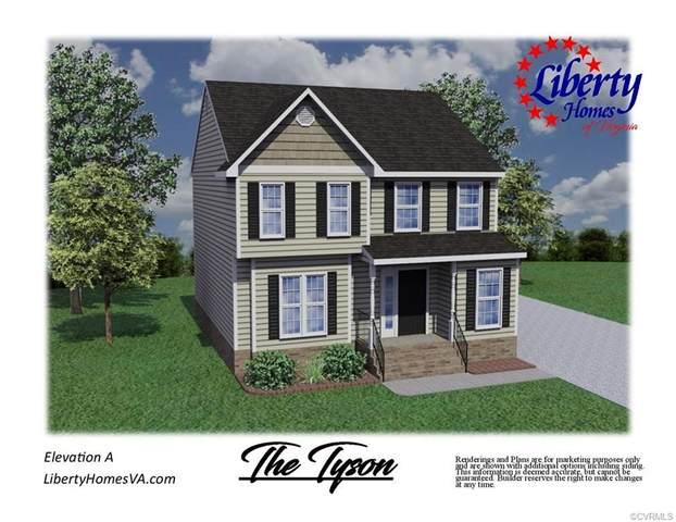 3730 Elliot Field Trace, Quinton, VA 23141 (MLS #2117416) :: Village Concepts Realty Group