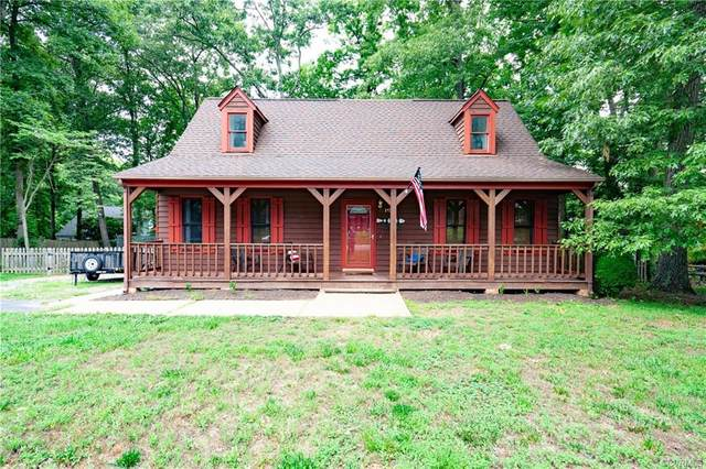 14507 Mistwood Forest Court, Chester, VA 23831 (MLS #2117430) :: Village Concepts Realty Group