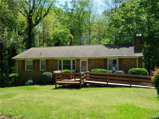 5511 Spoke Court, Chesterfield, VA 23234 (MLS #2117432) :: Village Concepts Realty Group
