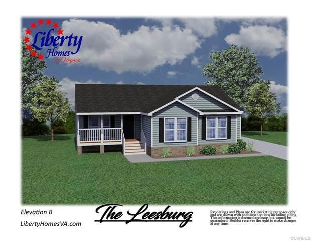 3791 Elliot Field Trace, Quinton, VA 23141 (MLS #2117442) :: Village Concepts Realty Group