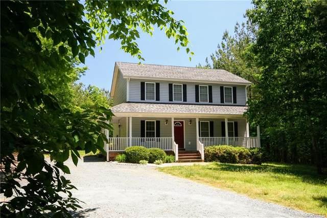 179 Ridge Lane, Scottsville, VA 24590 (MLS #2117444) :: EXIT First Realty