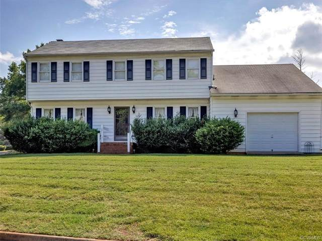 10621 Looking Glass Road, Chesterfield, VA 23235 (MLS #2117452) :: The RVA Group Realty