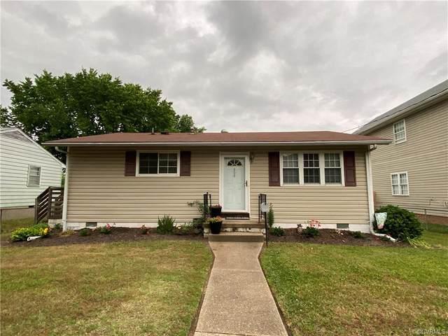 808 Rex Avenue, Richmond, VA 23222 (MLS #2117458) :: Small & Associates