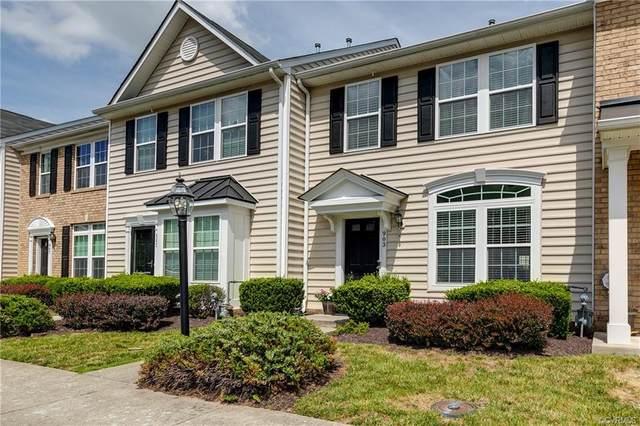 903 Kitty Hamilton Circle, Ashland, VA 23005 (MLS #2117472) :: The RVA Group Realty