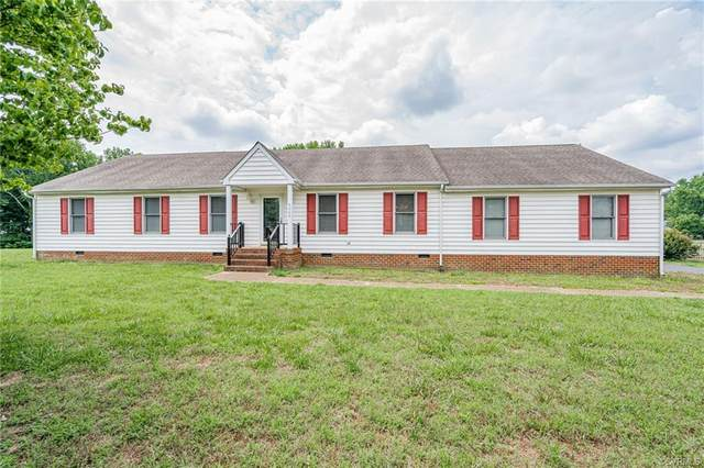 4905 Thicket Place, Henrico, VA 23150 (MLS #2117474) :: Village Concepts Realty Group