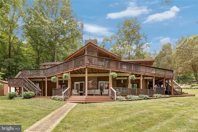246 Mulberry Meadow, Mineral, VA 23117 (MLS #2117475) :: The RVA Group Realty