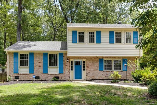 1957 Neptune Drive, North Chesterfield, VA 23235 (MLS #2117476) :: Village Concepts Realty Group