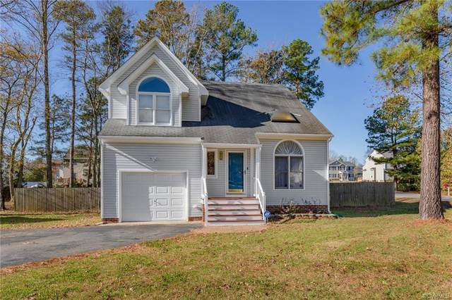 7000 Koufax Court, North Chesterfield, VA 23234 (MLS #2117509) :: Small & Associates