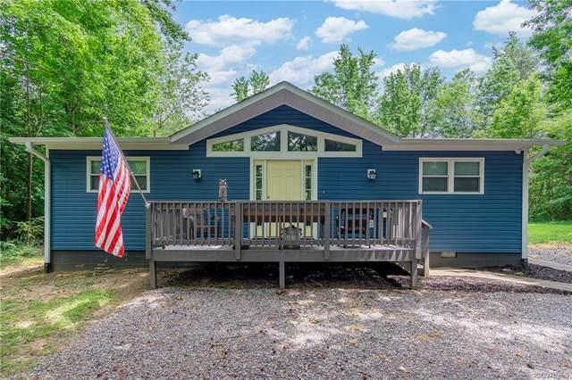 78 Albertson Court, Ruther Glen, VA 22546 (MLS #2117512) :: Treehouse Realty VA