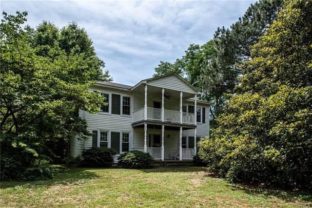 7306 Edmont Road, Port Royal, VA 22535 (MLS #2117526) :: Treehouse Realty VA