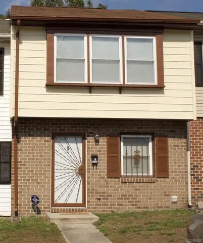 2342 Hill Street, Petersburg, VA 23803 (MLS #2117530) :: The RVA Group Realty