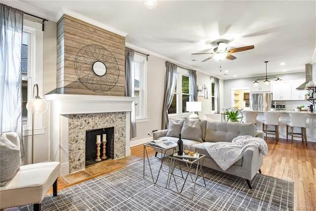 2107 Ginter Street, Henrico, VA 23228 (MLS #2117545) :: Village Concepts Realty Group