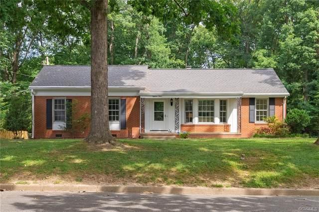 1812 Haviland Drive, Henrico, VA 23229 (MLS #2117591) :: Village Concepts Realty Group