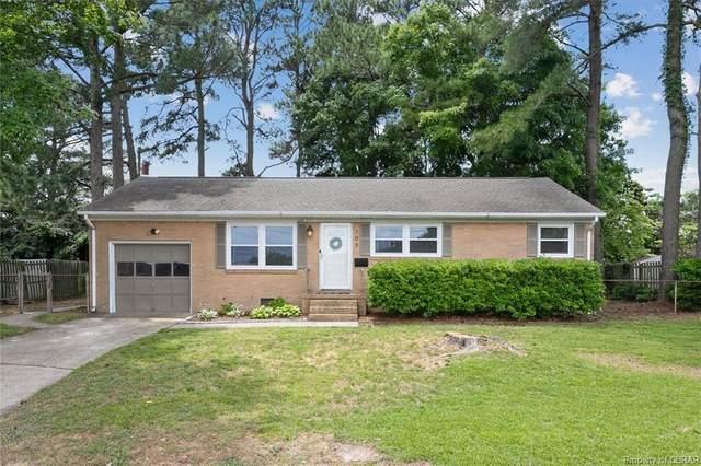 109 Bonwood Road, Hampton, VA 23666 (MLS #2117593) :: Village Concepts Realty Group