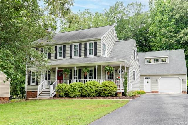 2312 Sleepy Hill Road, North Chesterfield, VA 23236 (MLS #2117597) :: Village Concepts Realty Group
