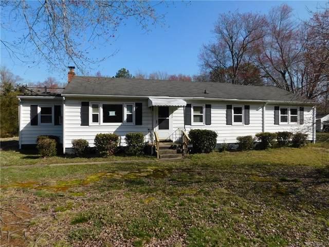 3320 Britton Road, Henrico, VA 23231 (MLS #2117616) :: Village Concepts Realty Group