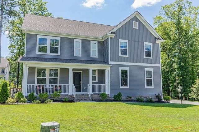 8413 Morocco Place, Chesterfield, VA 23832 (MLS #2117618) :: EXIT First Realty