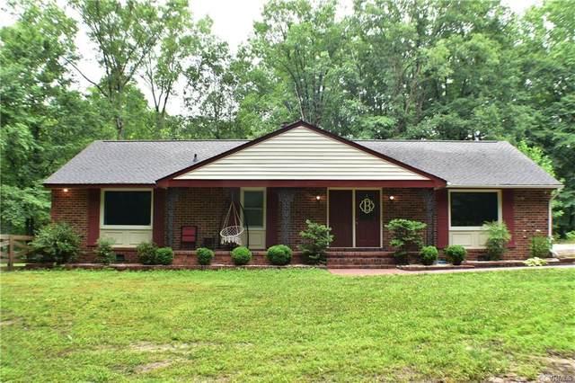 199 Choctaw Ridge, Aylett, VA 23009 (MLS #2117657) :: Village Concepts Realty Group
