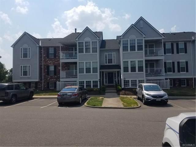 10209 Wolfe Manor Court #811, Henrico, VA 23060 (MLS #2117660) :: The Redux Group