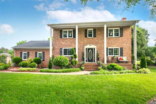 4434 Vauxhall Road, North Chesterfield, VA 23234 (MLS #2117676) :: Village Concepts Realty Group