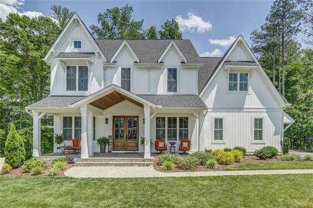 4612 Bootsy Court, Chesterfield, VA 23120 (MLS #2117691) :: EXIT First Realty