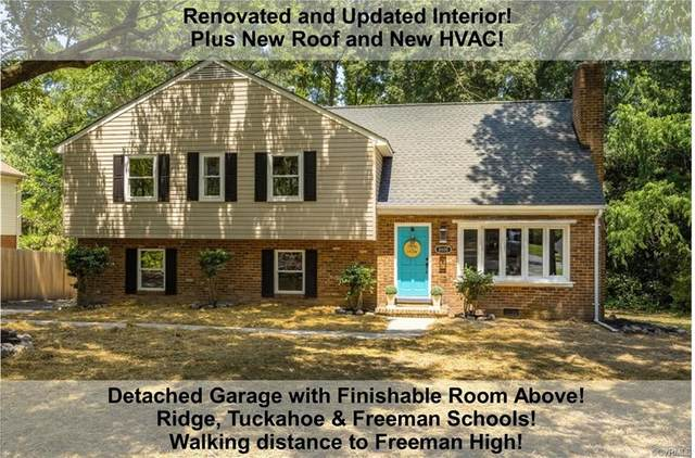 8600 Hanford Drive, Henrico, VA 23229 (MLS #2117698) :: EXIT First Realty