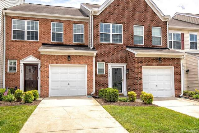 7257 Jackson Arch Drive, Mechanicsville, VA 23111 (MLS #2117704) :: EXIT First Realty