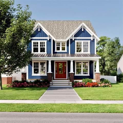 4703 Stuart Avenue, Richmond, VA 23226 (MLS #2117709) :: The Redux Group