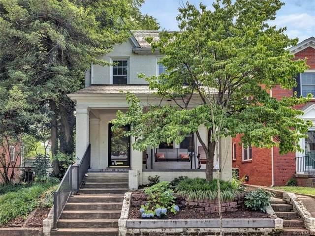 3115 W Grace Street, Richmond, VA 23221 (MLS #2117714) :: Small & Associates
