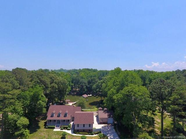 310 Locksley Lane, Reedville, VA 22539 (MLS #2117720) :: Treehouse Realty VA