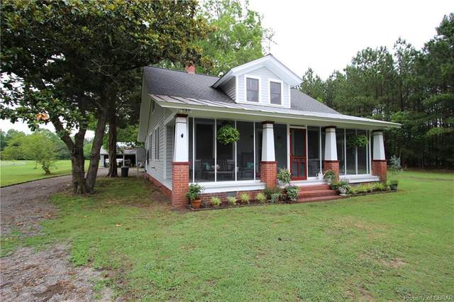 1876 Bethel Beach Road, Onemo, VA 23130 (MLS #2117732) :: The RVA Group Realty