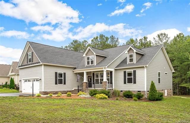 13915 Stanley Park Drive, Ashland, VA 23005 (MLS #2117739) :: The RVA Group Realty