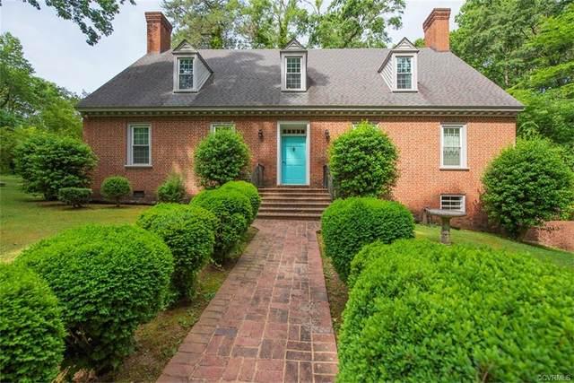 14202 Bedwell Street, Dinwiddie, VA 23841 (MLS #2117742) :: Treehouse Realty VA