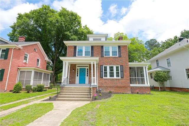 1719 Berkeley Avenue, Petersburg, VA 23805 (MLS #2117762) :: Village Concepts Realty Group