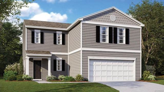 7862 Faisan Ln, New Kent, VA 23124 (MLS #2117767) :: The RVA Group Realty