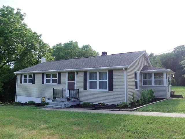 1587 Fairlea Road, Rice, VA 23966 (MLS #2117773) :: Treehouse Realty VA