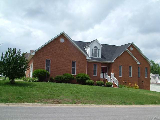8034 Lake Haven Drive, Mechanicsville, VA 23111 (MLS #2117774) :: EXIT First Realty