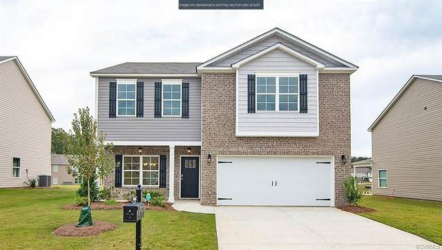 6913 Theoden Landing, Chesterfield, VA 23234 (MLS #2117786) :: The RVA Group Realty