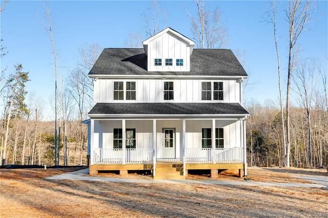 3515 Kool Lane, Powhatan, VA 23139 (MLS #2117789) :: Village Concepts Realty Group