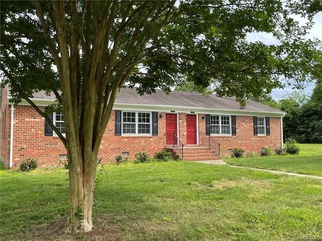228 Milford (Duplex) Street, Bowling Green, VA 22427 (MLS #2117793) :: Small & Associates