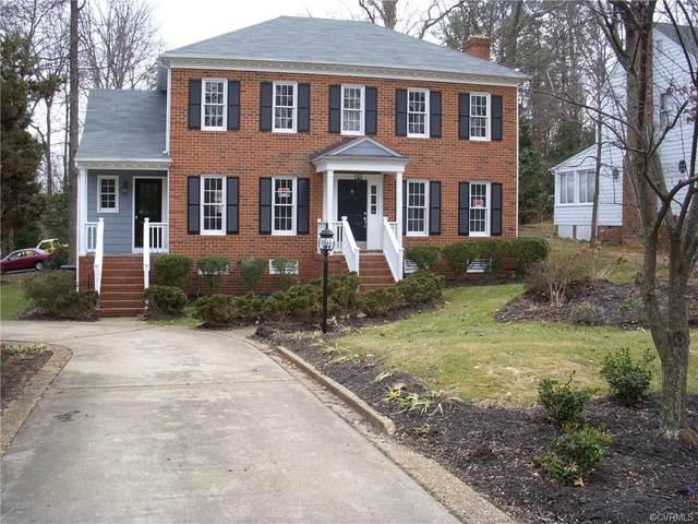 10931 Sunset Hills Drive, Chesterfield, VA 23236 (MLS #2117802) :: Small & Associates