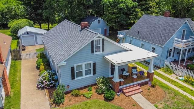 218 Manteo Avenue, Hampton, VA 23661 (MLS #2117807) :: Village Concepts Realty Group