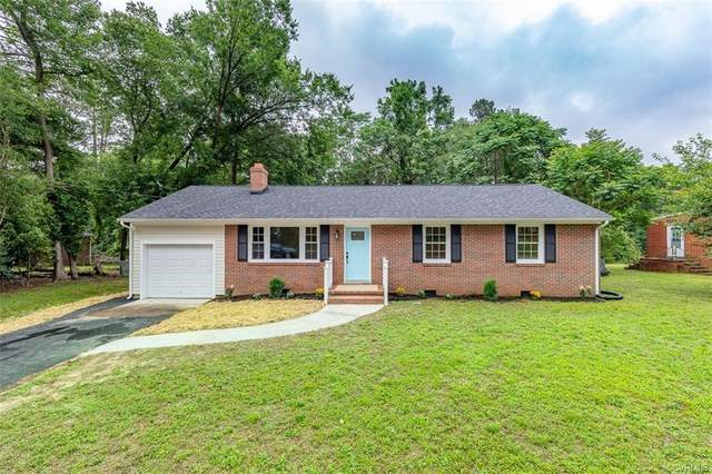 4105 Ralph Road, South Chesterfield, VA 23803 (MLS #2117811) :: Village Concepts Realty Group
