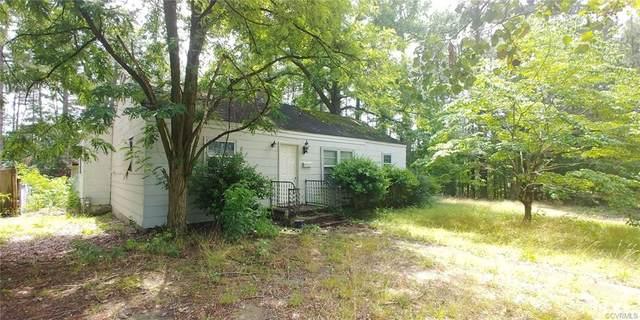 128 Goodrich Avenue, Petersburg, VA 23805 (#2117829) :: Abbitt Realty Co.