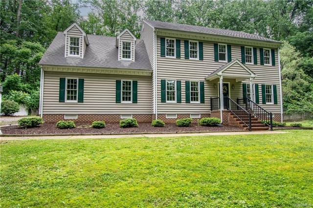 8648 Country View Lane, North Prince George, VA 23860 (MLS #2117831) :: Village Concepts Realty Group