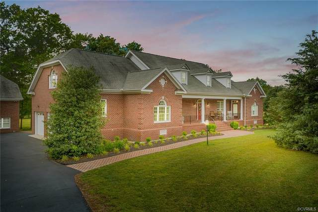 3023 Royal Virginia Parkway, Goochland, VA 23093 (MLS #2117848) :: Village Concepts Realty Group