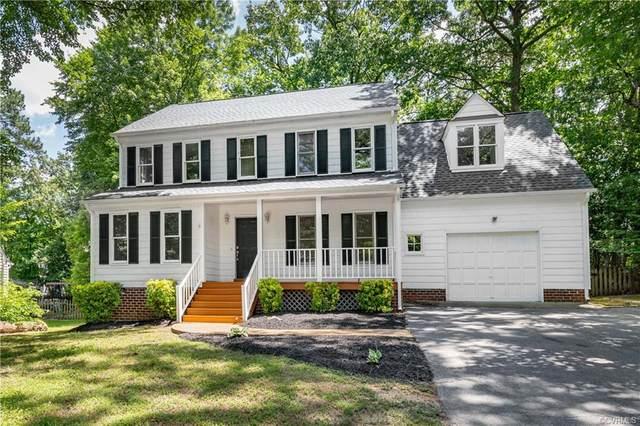 4709 Rollingwood Lane, Glen Allen, VA 23060 (MLS #2117850) :: EXIT First Realty