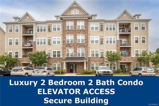 1221 Westwood Village Lane #202, Midlothian, VA 23114 (MLS #2117856) :: EXIT First Realty
